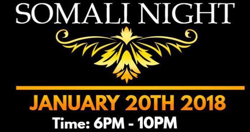 Carleton University Somali Students Association presents Somali Night