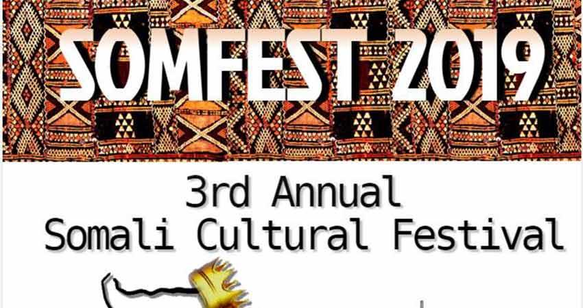 SOMFEST: Annual Somali Cultural Festival