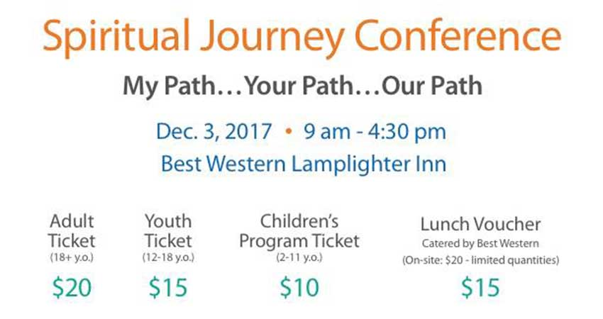 The Spiritual Journey Conference with Sister Yasmin Mogahed