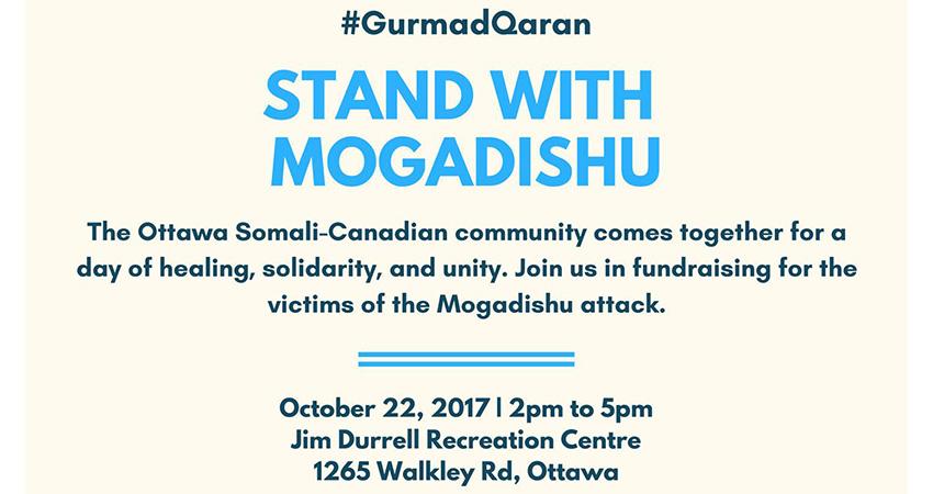 Stand With Mogadishu: Healing Solidarity Unity