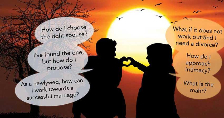 Understanding Islam Academy Canada Step by Step Marital Workshops