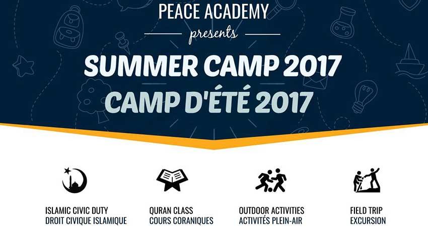 Imani Community Centre Summer Camp/ Camp D'ETE 2017