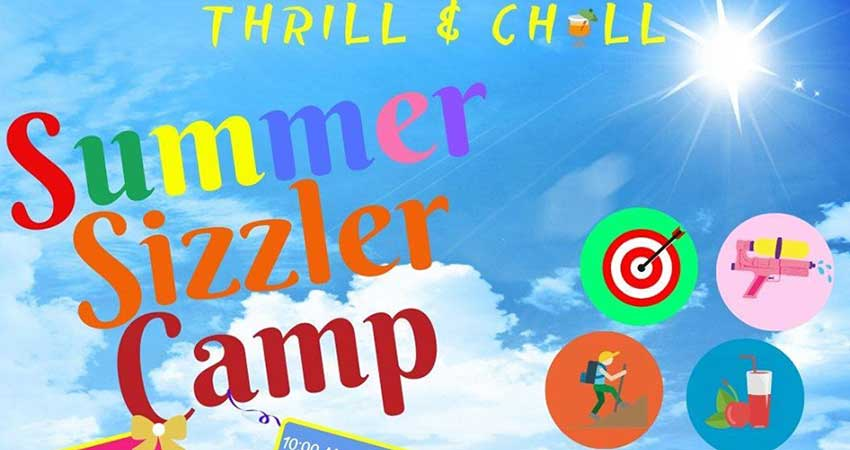 Al Rashid Edmonton Summer Sizzler Camp Registration