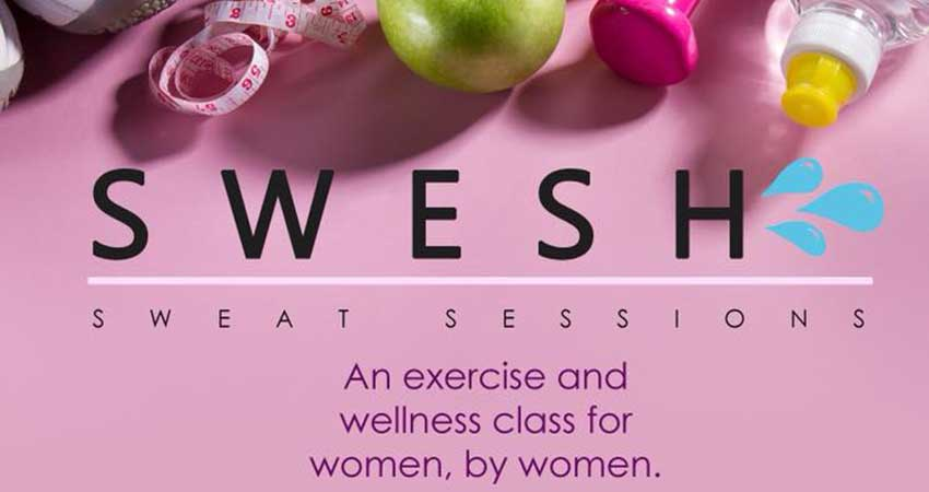 Swesh: Exercise and Wellness Class for Women