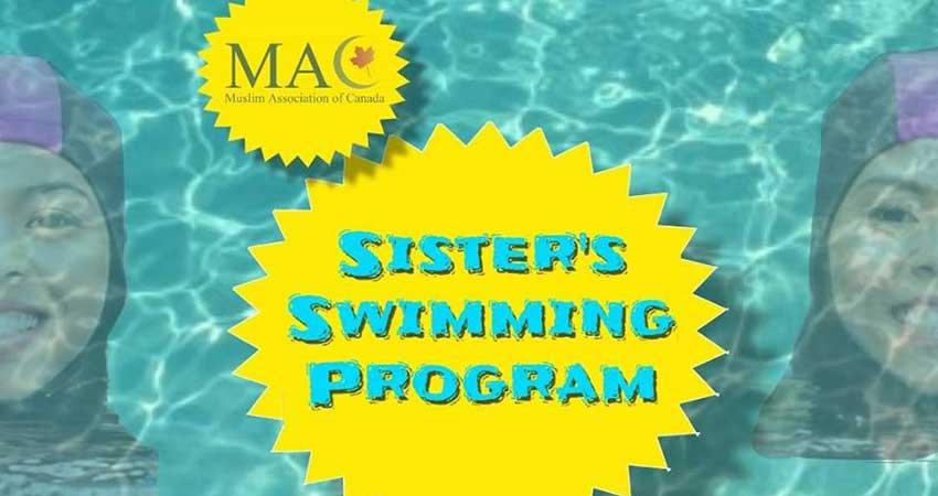 Muslim Association of Canada - Calgary Sisters Swimming Program