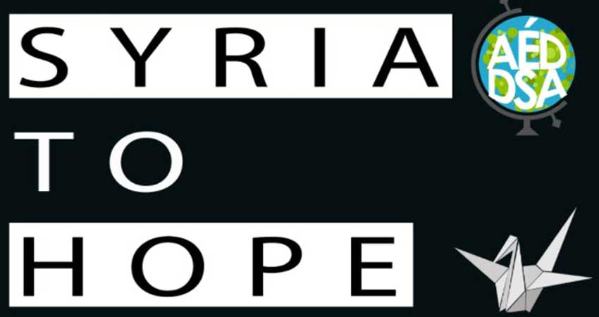 From Syria to Hope: screening and panel