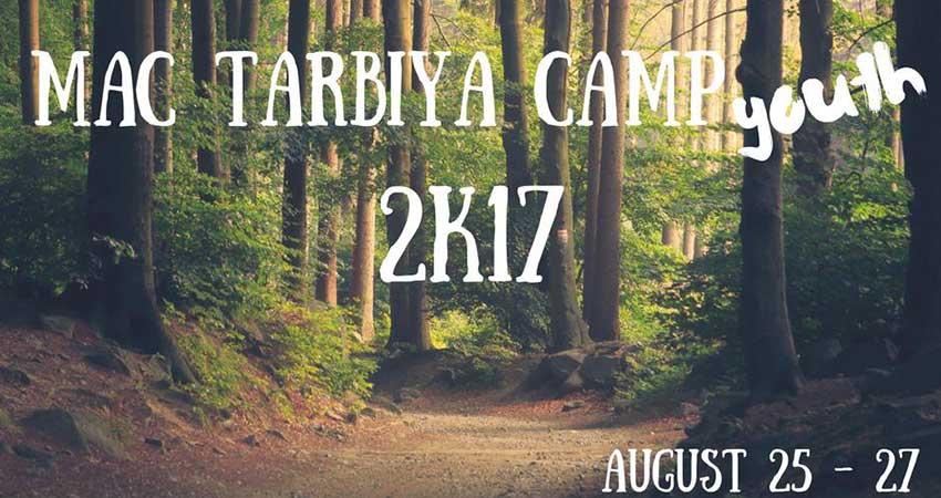 MAC Tarbiya Camp 2k17