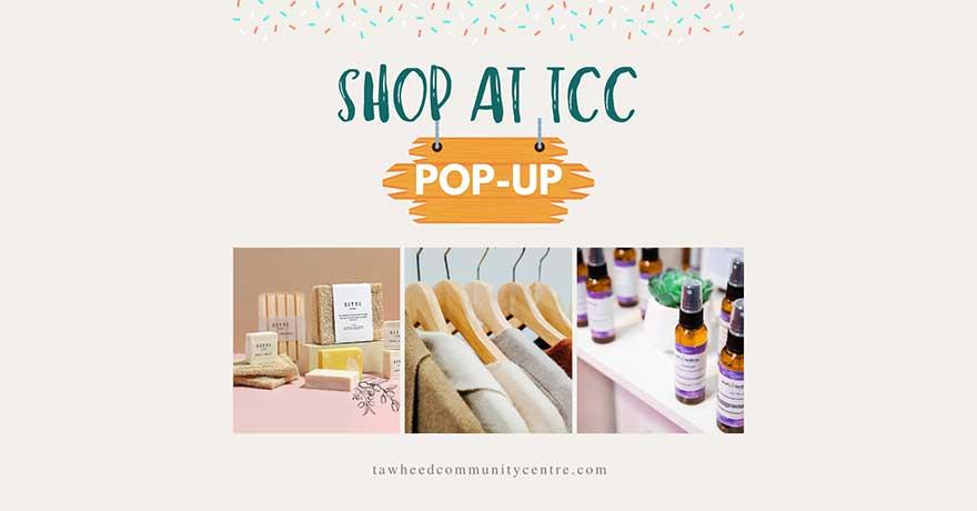 Tawheed Community Centre Pop Up Shop