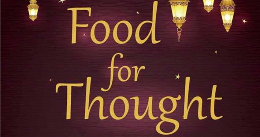 Food For Thought: Iftar at Hamilton City Hall