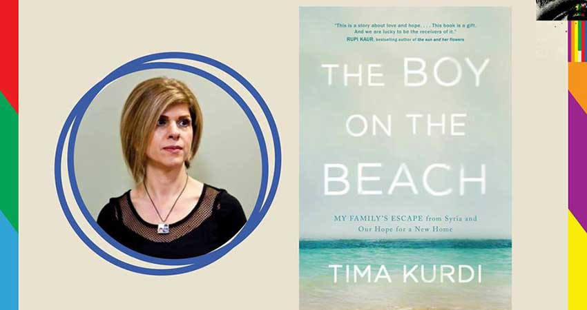 Ottawa International Writers Festival The Boy on the Beach with Tima Kurdi