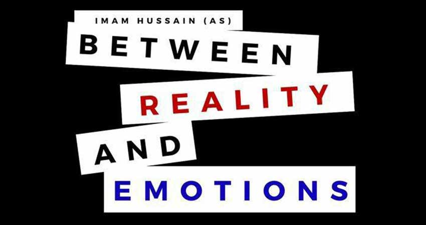 TMA Windsor Imam Hussain (as) Between Reality and Emotions