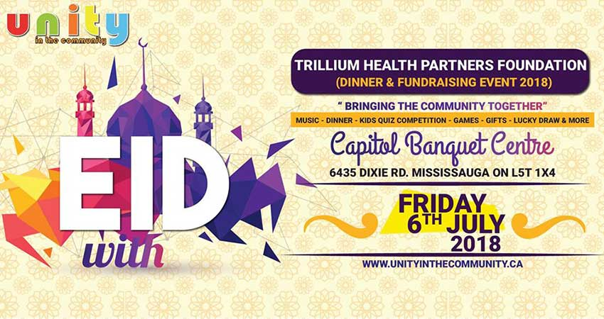 Eid with Trillium Health Partners