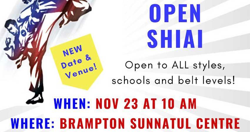 UMMA Martial Arts Open Shiai Contest