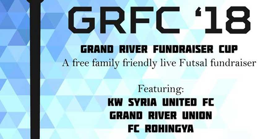 KW Syria United Fundraiser