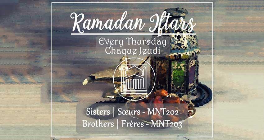 UOMSA - uOttawa Muslim Students Association Ramadan Iftars