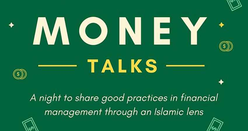 UOMSA - uOttawa Muslim Students Association Money Talks