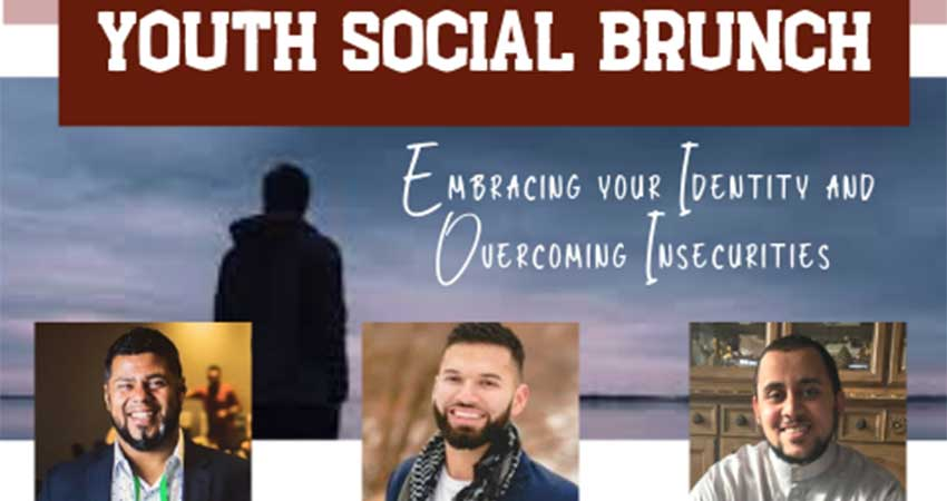 BeInspired Youth Social Brunch Embracing your Identity and Overcoming Insecurities