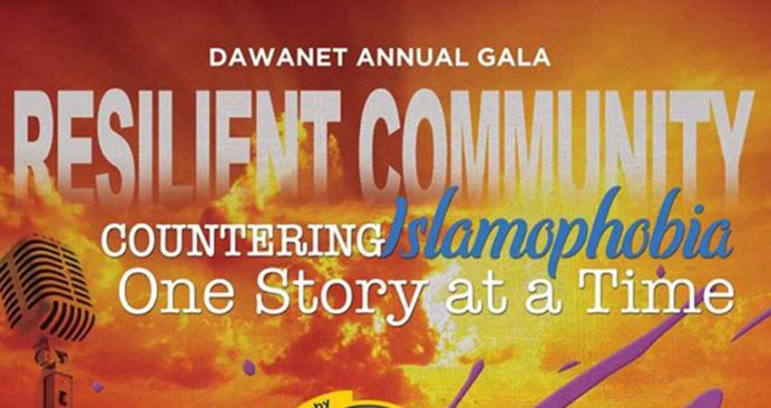 DawaNet Resilient Community: Countering Islamophobia, One Story at a Time
