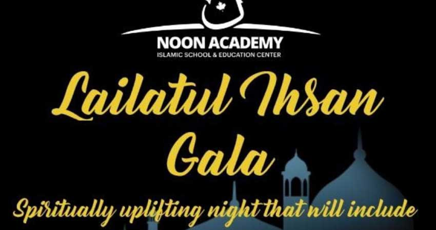 Noon Academy Lailutal Ihsan Gala 2019
