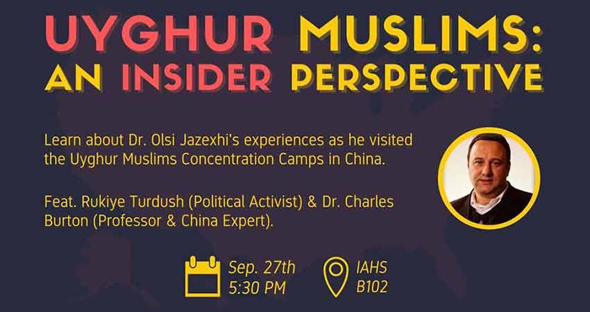 Uyghur Muslims: An Insider Perspective
