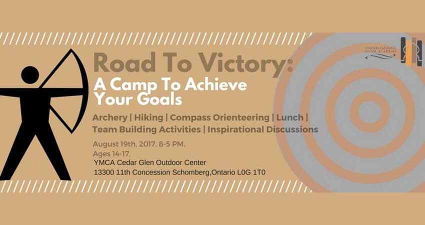 Understanding Islam Academy Road To Victory: A Camp To Achieve Your Goals