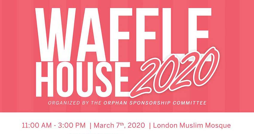 Western Muslim Students Association Waffle House
