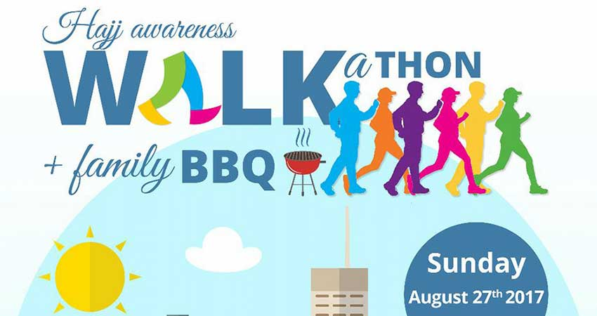 Minhaj Welfare Foundation Canada Walk-a-Thon + Family BBQ