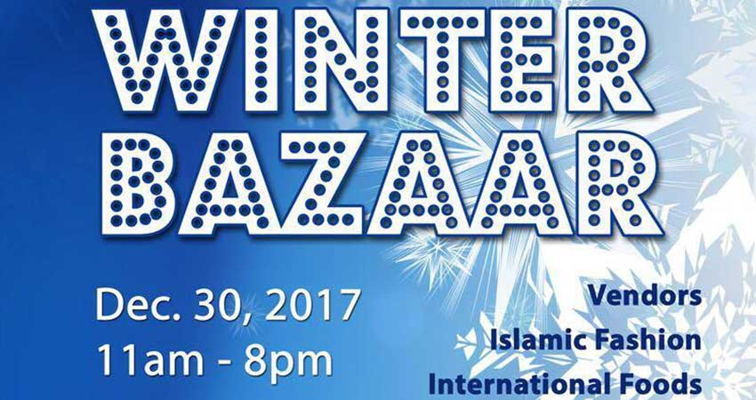 Hamilton Downtown Mosque Winter Bazaar