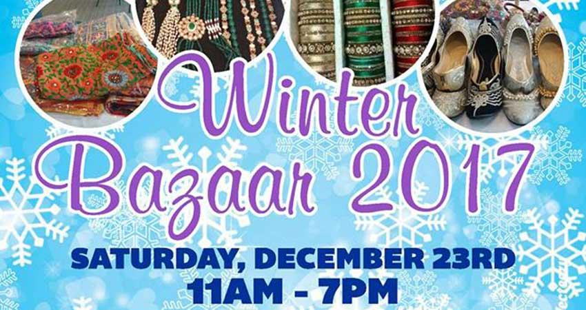 Winter Bazaar 2017