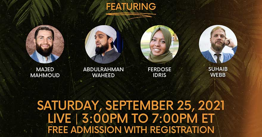 Windsor Islamic Youth Council Foundations of Faith Youth Summit