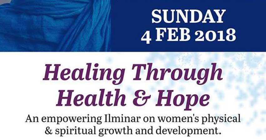 Women of Faith Ilminar 2018