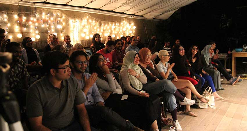 Muslim Writers Collective Toronto Open Mic: Say it Like you Mean it