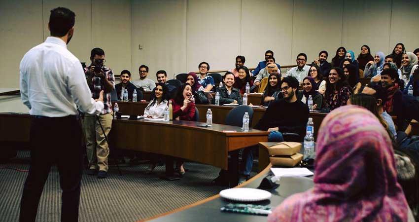 Muslim Writers Collective Toronto Open Mic