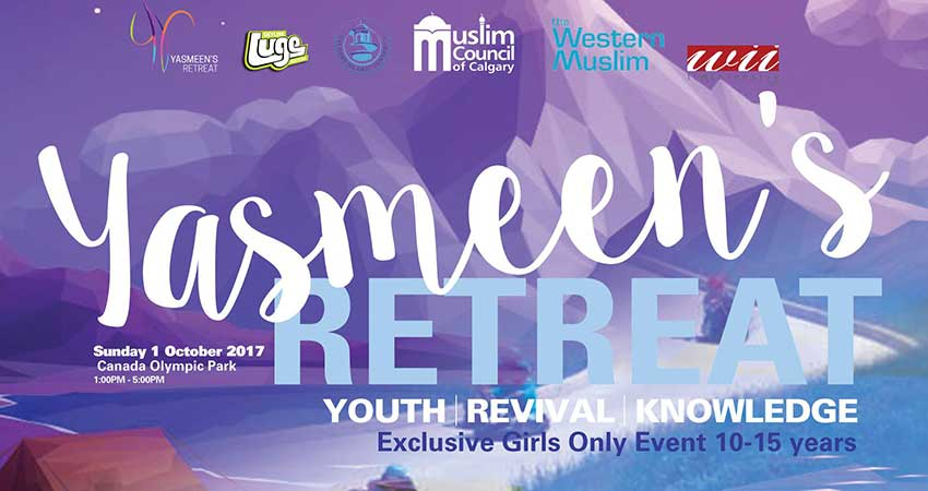 Yasmeen's Retreat for Girls