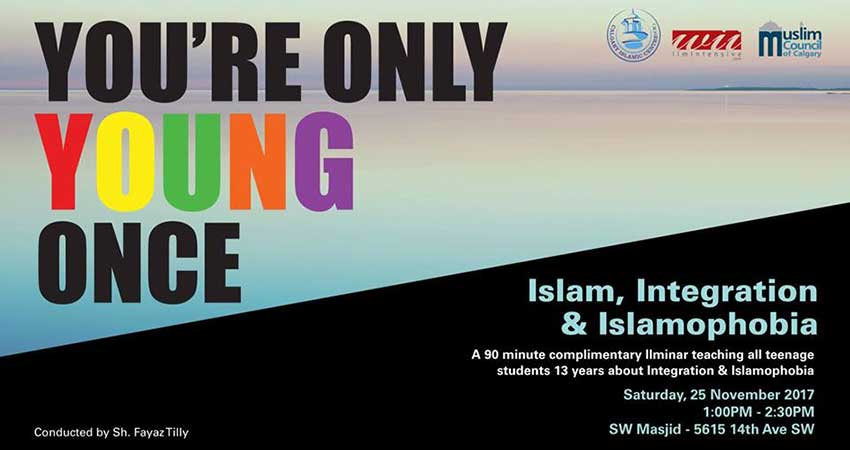 You are Only Young Once: Integration & Islamophobia