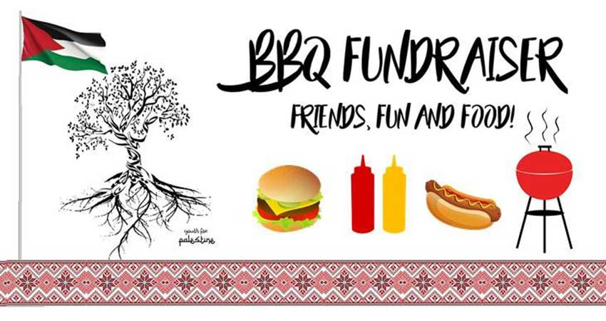 Youth For Palestine Annual Family-Friendly BBQ Fundraiser