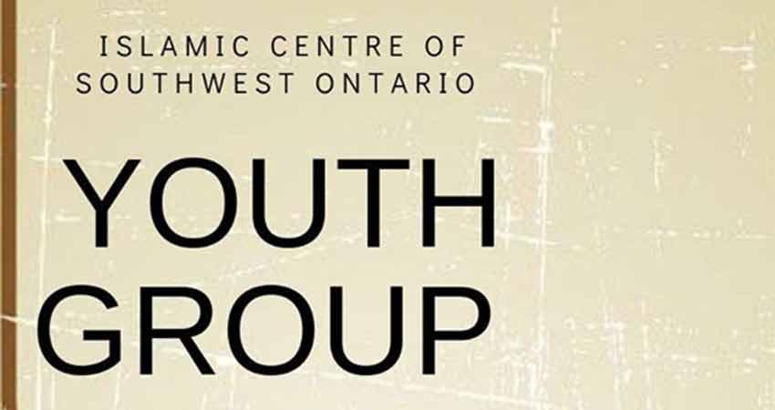 Islamic Centre of Southwest Ontario Youth Group Gathering