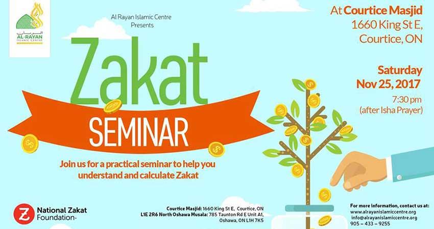 Zakat Seminar