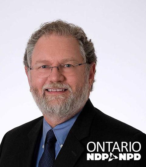 John Hansen Ontario NDP