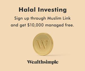WealthSimple - Halal Investing