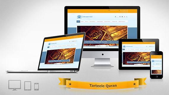 TarteeleQuran Learn Quran Online with Tajweed