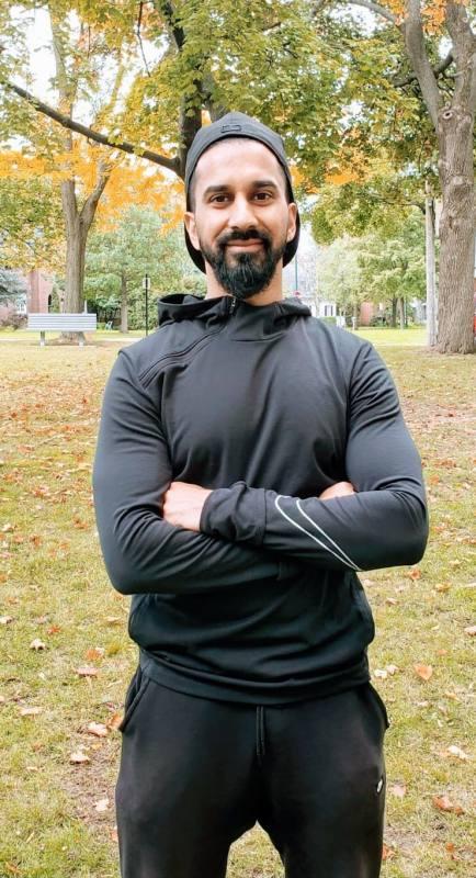 Yasir Gangat Registered Massage Therapist