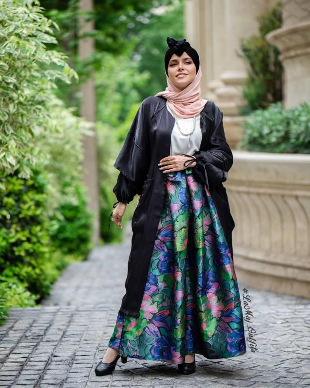 LaMaj-Abayas, Kaftans, Hijabs, Turbans, Muslim Women Clothing