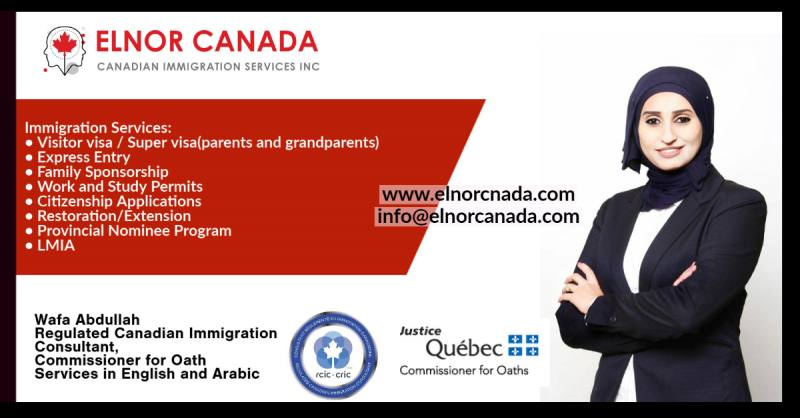 Elnor Canadian Immigration Services INC
