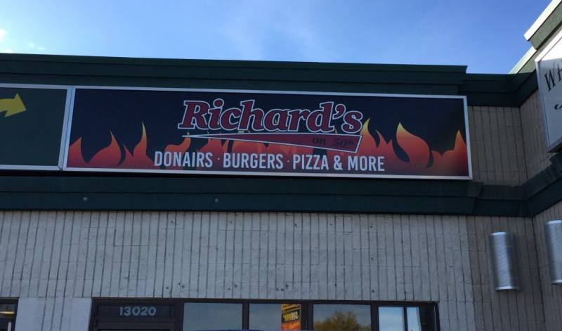 Richard's Donair