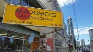 Maximo's Pizza & Donair