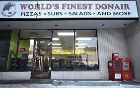 World's Finest Donair & Pizza