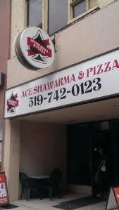 Ace Shawarma & Pizza