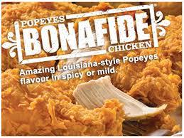 Popeyes Chicken - Harvard Road