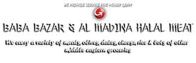 Baba Bazar & AL Madina Halal Meat